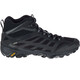 Merrell Moab FST Mid GTX Shoes Men All Black
